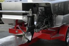 #8 Mechanical Tie Bar Mount for Catamaran Applications